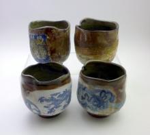 Ancient Tea Bowls