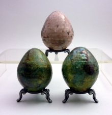 raku eggs