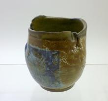 Blue Flower Teabowl