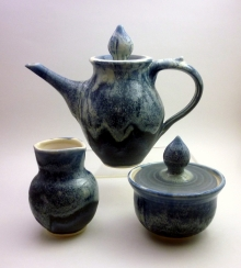 Ice and Snow teaset