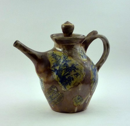 Ancient series teapot