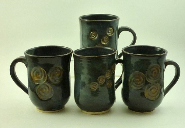 Wind coffee mugs
